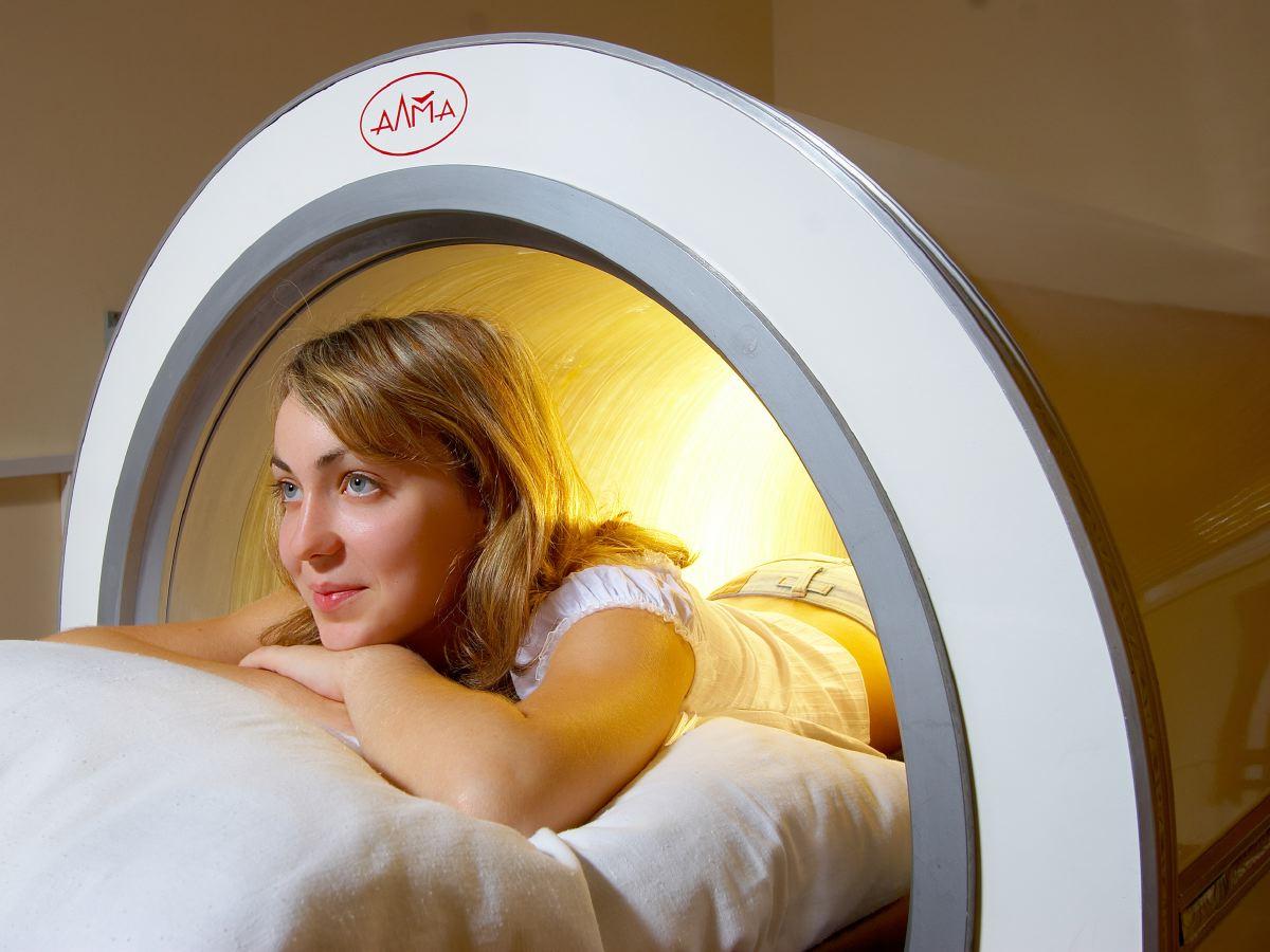 Магнитотурботерапия АЛМА
